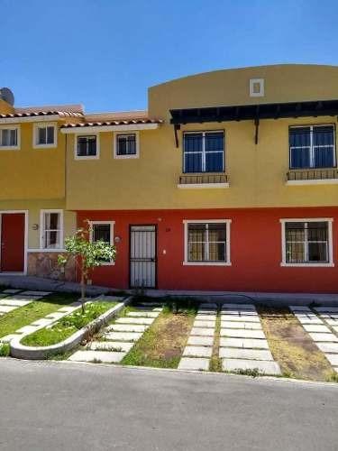 Renta Hermosa Y Cómoda Casa A Estrenar Fracc. Real Solare