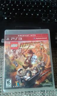 Ps3 Lego Indiana Jones 2 (the Adventure Continues) Usado