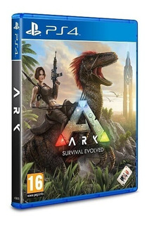 Juego Playstation Ark Survival Evolved Ps4