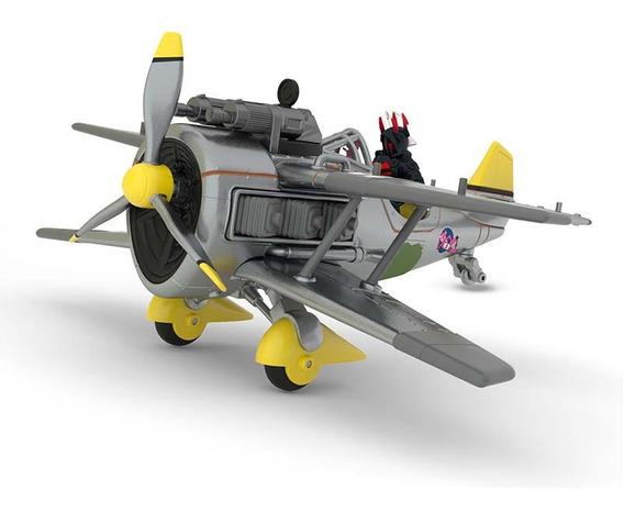 Fortnite Battle Avion Combate C/1 Fig Y Acc Int 63610 Orig