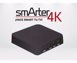 Tv Box Mini Pc Smarter 4k Con Android Smart . Factura A!