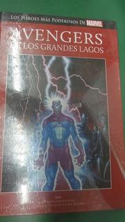 Libros Marvel De Salvat Tapa Roja Comics - Nuevos