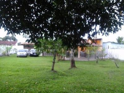 Casa Em Itanhaém Lado Morro Medindo 1000m² Ref 5023
