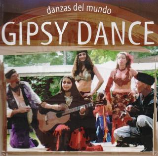 Danzas Del Mundo - Gipsy Dance - Disco Cd Nuevo