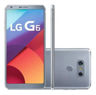 Smartphone Lg G6 Lgh870 Tela 5.7 32gb 13mp 4g