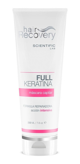 Máscara Capilar Full Keratina Scientificlab Hair Recovery