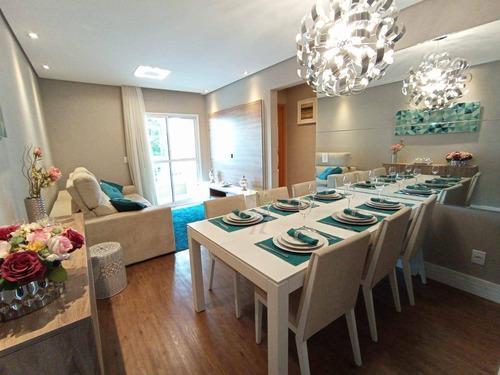 Apartamento Com 2 Dormitórios À Venda, 64 M² Por R$ 409.272,00 - Campestre - Santo André/sp - Ap1397