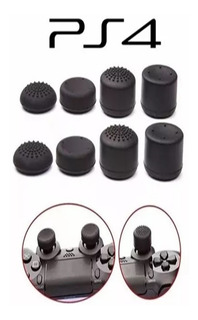 Grip Kit 8x Borracha Silicone Ps4 One Ps2 Ps3 Xbox Controle