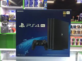 Ps4 Pro 1tb Playstation Consola 4k Nueva Y Sellada +garantia