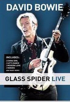 Bowie David - Glass Spider Live Dvd Sb