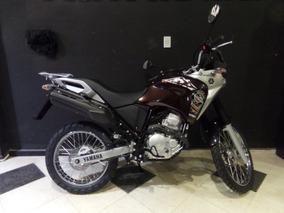 Motocicleta Yamaha Xtz 250 Z Tenere Marron Entrega Inmediata