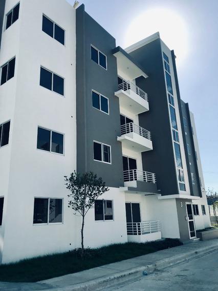 Apartamentos En Proyecto Con Bono Fideicomiso, Alameda.
