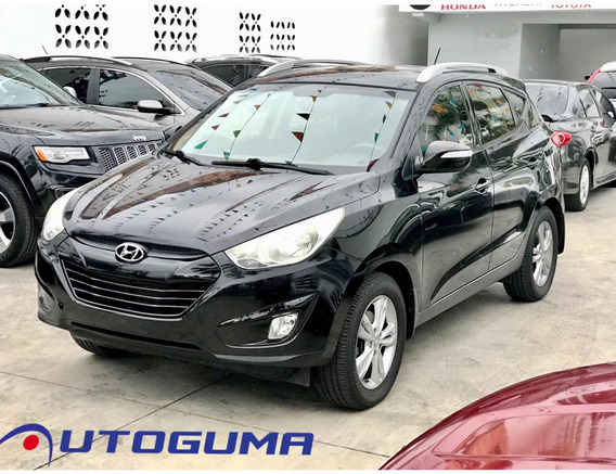 Hyundai Tucson Coreana
