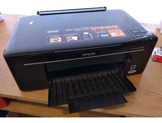 Impresora Epson Stylus Tx125 (repuesto)