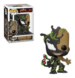 Funko Pop Spider-man Maximum Venom Venomized Groot 601