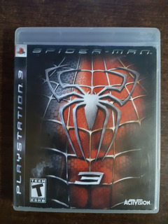 Spider-man 3 Ps3 Fisico Usado Sinaloamdq