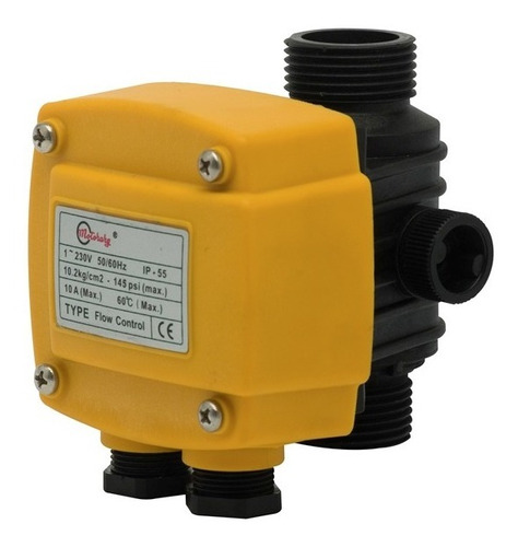 Control Automático De Flujo P/ Bombas Flowcontrol Motorarg