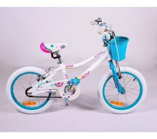 Bicicleta Cool Niña R16
