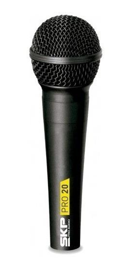 Microfono Dinamico Skp Pro-20
