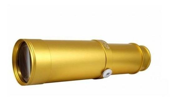 Monóculo 10x50 À Prova D Agua Wyj M1050g Golden - Albatroz