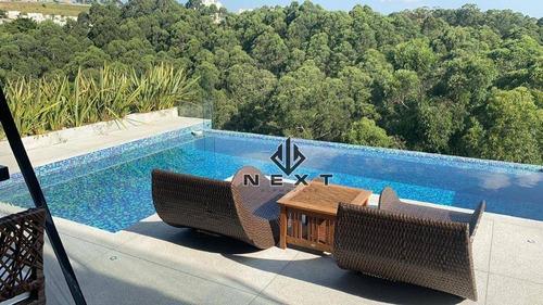 Imagem 1 de 23 de Casa Com 5 Dormitórios À Venda, 500 M² Por R$ 7.950.000,00 - Tamboré 10 - Santana De Parnaíba/sp - Ca0734