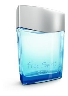 Free Spirit Ocean Fragancia Para Hombre Mary Kay Full