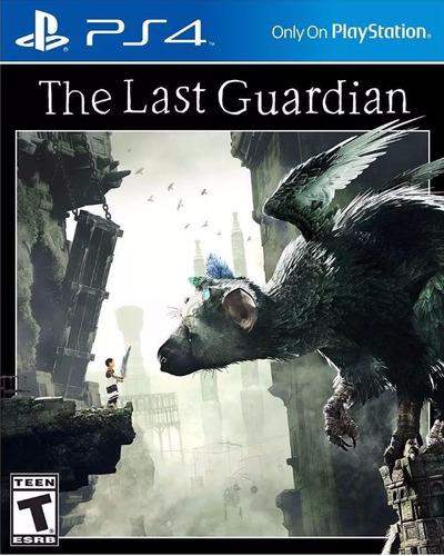 The Last Guardian Ps4 Fisico Envío Grátis.
