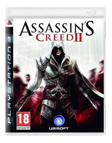 Assassins Creed 2 Playstation 3 M. Física Completo