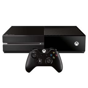Xbox One 500gb(preto)+1 Controle+3 Jogos