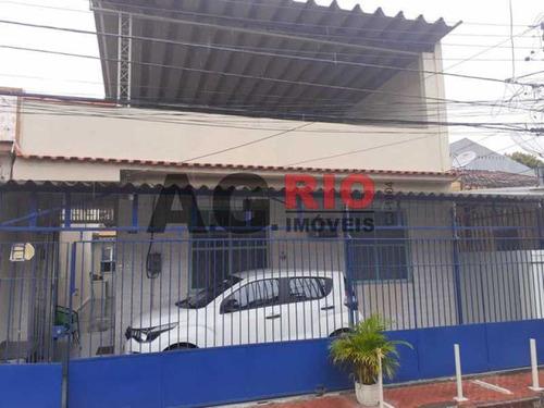 Casa De Vila-à Venda-taquara-rio De Janeiro - Tqcv20015