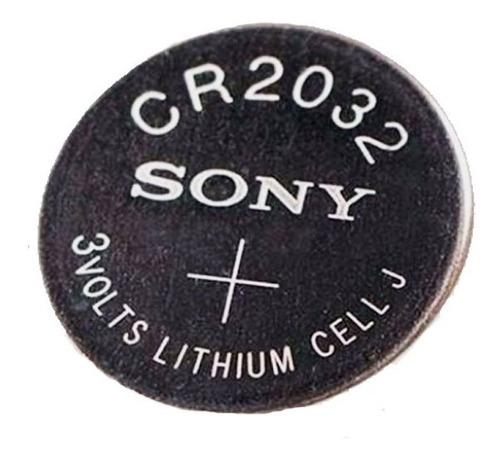 Pilas Sony 3v Cr 2032 Boton Blister 5 Unidades Original