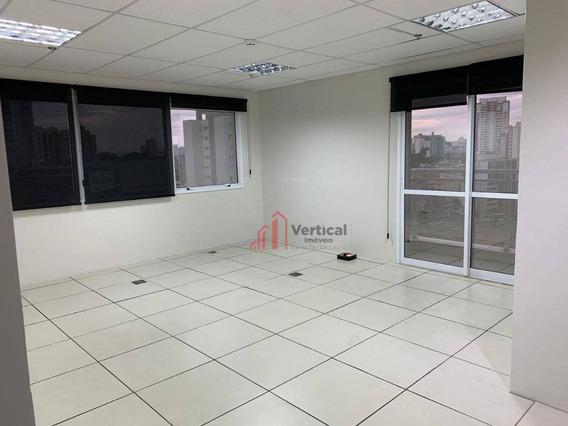 Sala À Venda, 34 M² Por R$ 380.000,00 - Jardim Anália Franco - São Paulo/sp - Sa0243