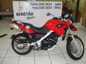 Bmw G 650 Gs Vermelho 2011