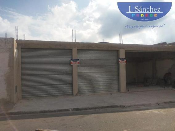 Salão Comercial Para Locação Em Arujá, Parque Rodrigo Barreto, 1 Banheiro - 190517a_1-1132968