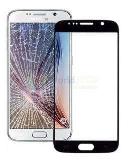 Cambio Glass Cristal Samsung S6 S7 S8 S9 Edge Plus Note 5 8