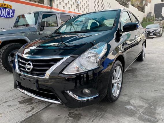 Nissan Versa Advance Ta 2016