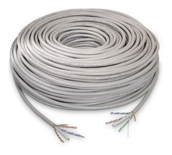 Cable Utp Cat5e 100mts Redes Y Cctv
