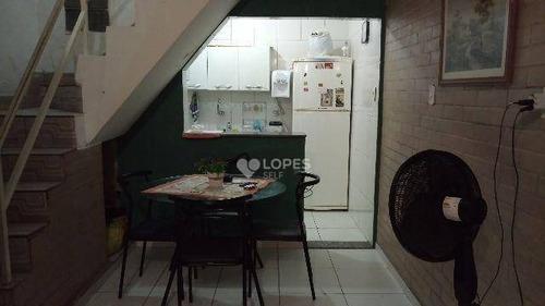 Imagem 1 de 11 de Casa Com 2 Dormitórios À Venda, Barreto - Niterói/rj - Ca16821