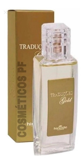 Perfume Traduções Gold Número 09 10 16 21 24 28 46 61 62 Hnd