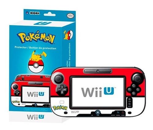 Protector Gamepad Wii U Pokemon - Hori - Audiojuegos