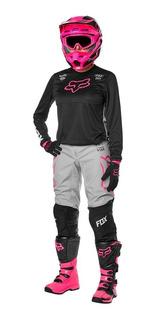 Equipo Motocross Mujer Fox 180 Mata Mx #22266-285 Pink