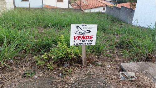 Terreno A Venda No Bairro Jardim México Em Itatiba - Sp.  - Te6061-1