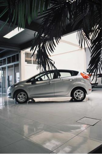 Ford Fiesta Kinetic Design 1.6 S Plus 2017 Unica Dueña