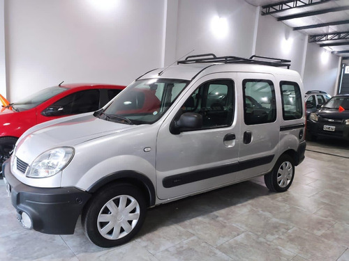 Renault Kangoo 1.6 Ph3 Authentique Plus Lc 2013