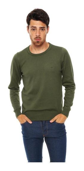 Sweater Hombre Slim Fit Varios Colores 100% Algodón!!!