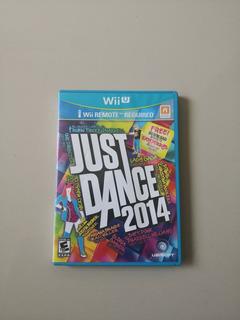 Wii U Just Dance 2014 Excelentes Condiciones