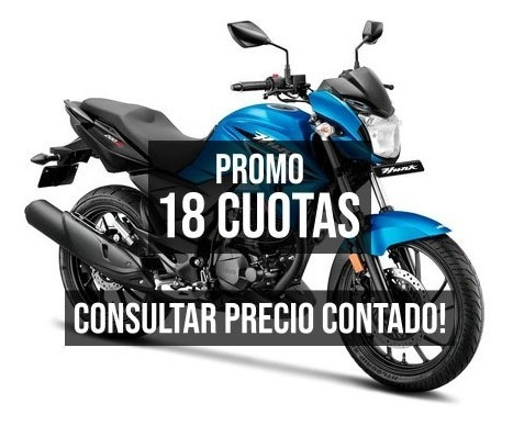 Hero Hunk 200 R Abs Disco Tras 21hp 18 Ctas De $16600 Ultima