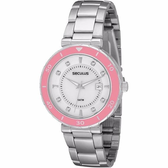 Relógio Séculus Feminino 28186l0spns1