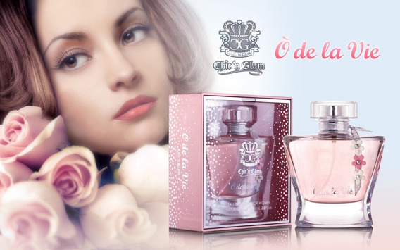 Perfume New Brand Ô De La Vie - 75ml