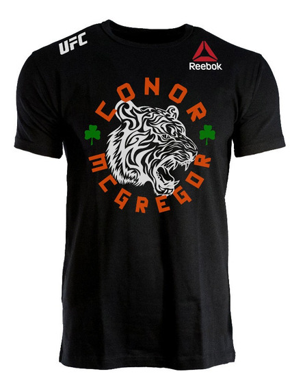 Remeras Ufc Conor Mcgregor Premium Tiger Tigre Mma Gym